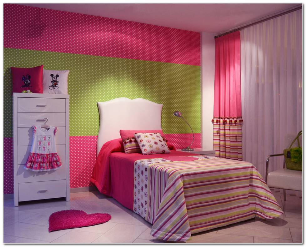Color Dormitorio Fucsia
