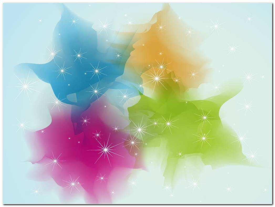 Color Sparkles Background Wallpaper