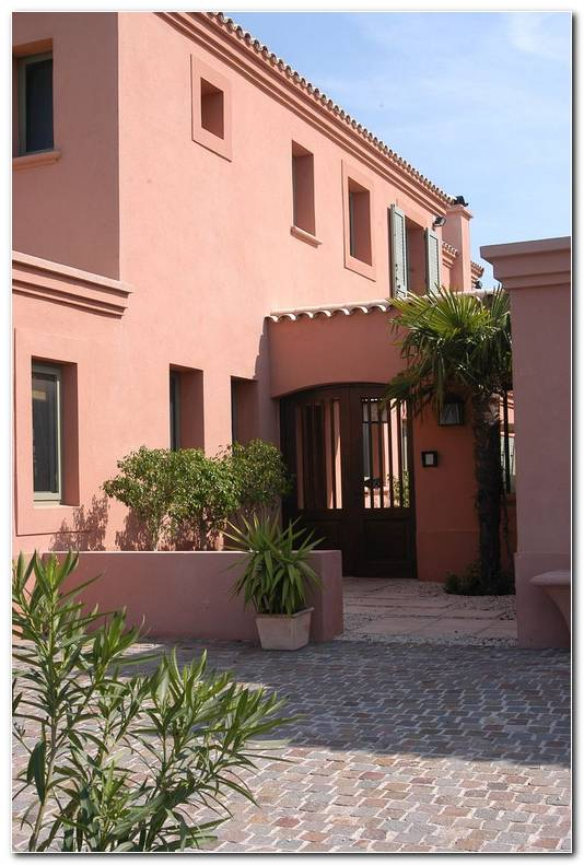 Colores De Casa Exterior