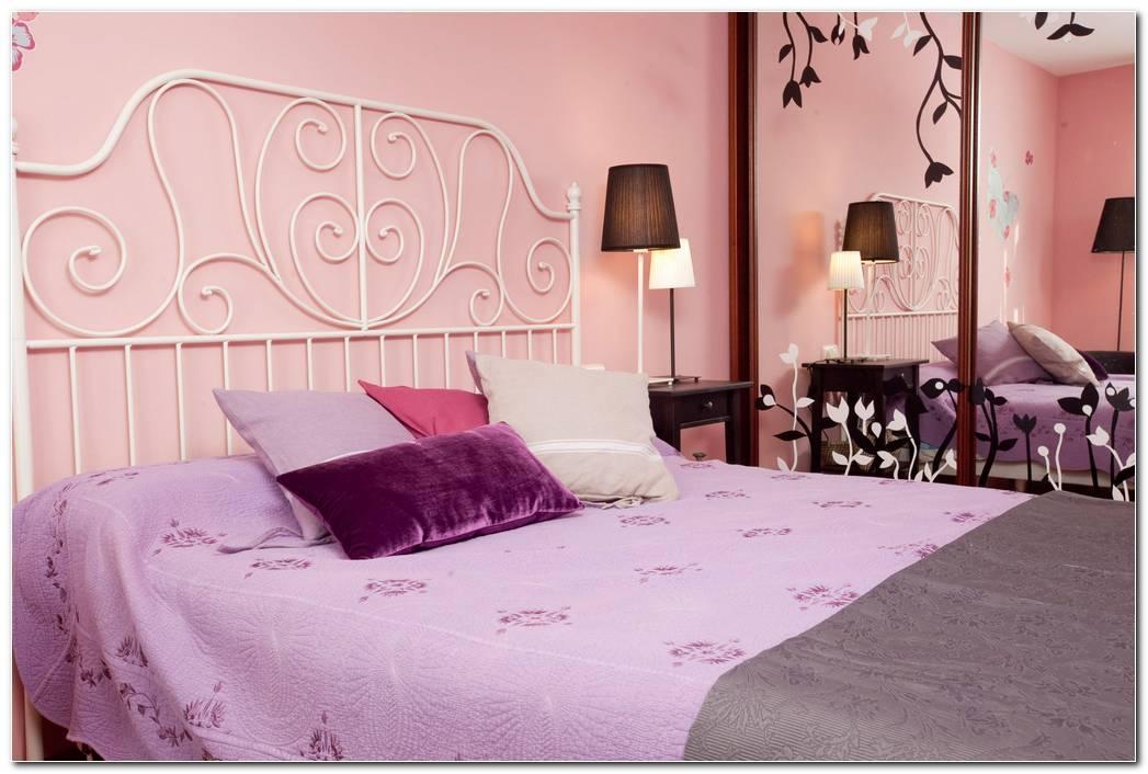 Colores Dormitorio Femenino