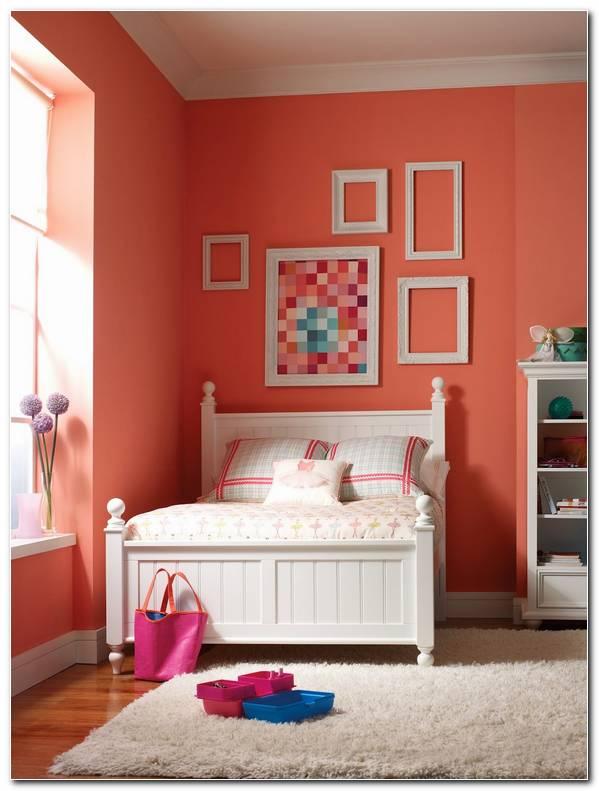 Colores Dormitorio Joven