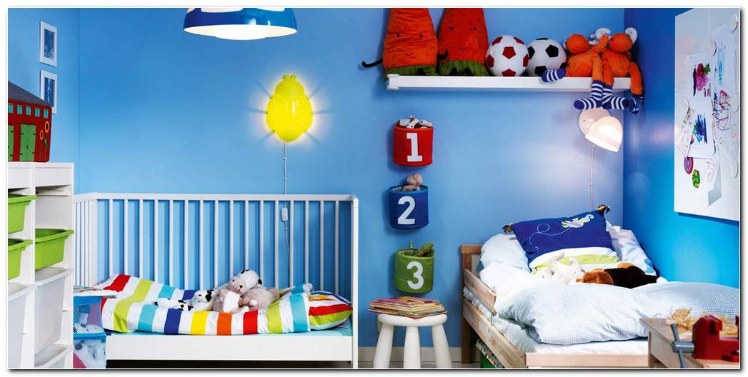 Colores Dormitorio Ni Os
