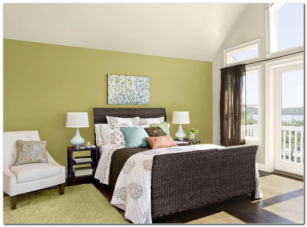 Colores Dormitorio Verde