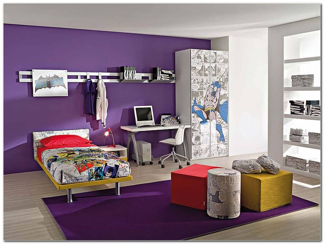 Colores Dormitorios Juveniles Modernos