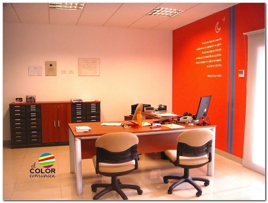 Colores Interiores De Oficinas