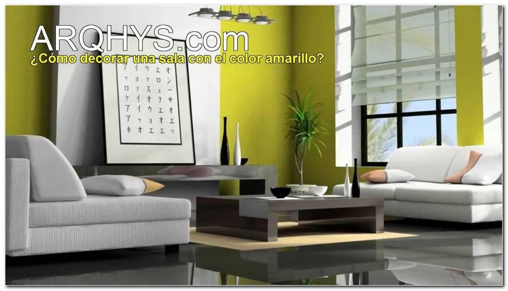 Colores Interiores De Salas