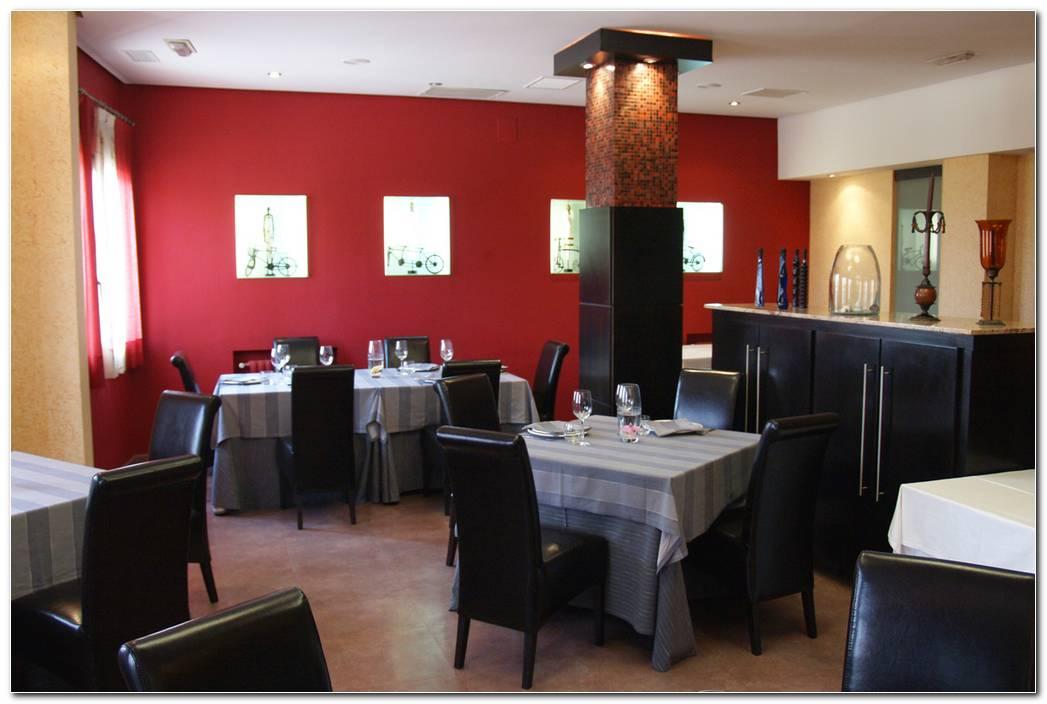 Colores Interiores Restaurantes