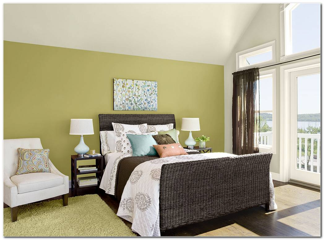 Colores Para Dormitorio Verde Agua