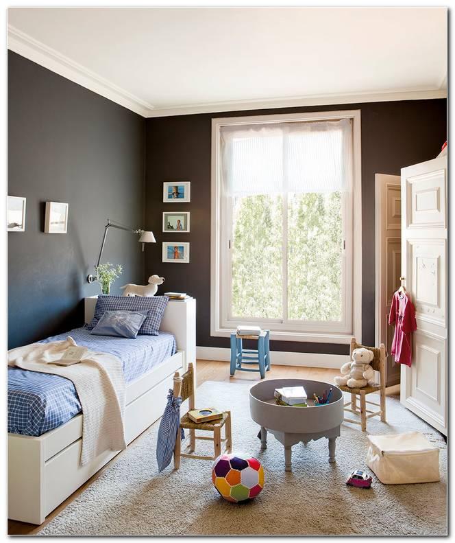 Colores Paredes Dormitorio Juvenil