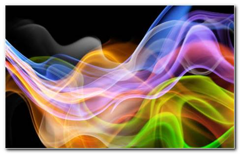 Colorful Layer Art HD wallpaper
