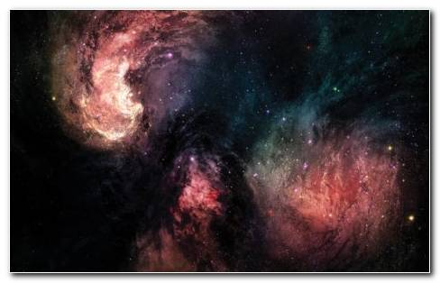 Colorful Space HD Wallpaper New
