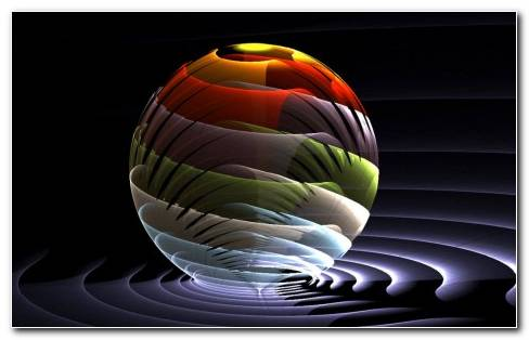 Colorful Sphere