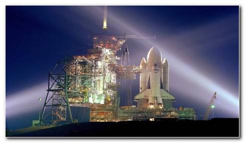 Columbia Space Shuttle HD Wallpaper