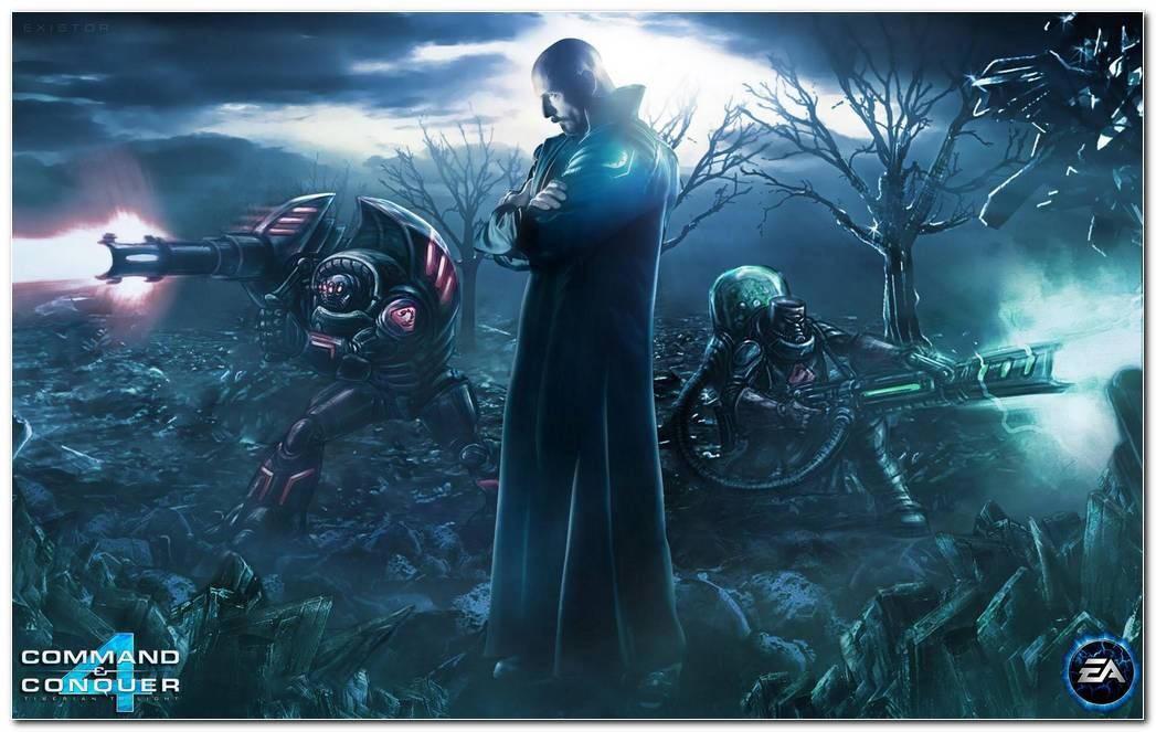 Command And Conquer 4 HD Wallpaper
