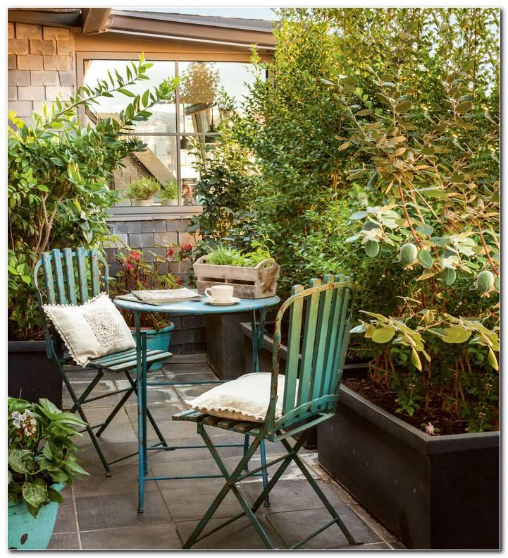 Como Decorar Una Terraza Peque?a
