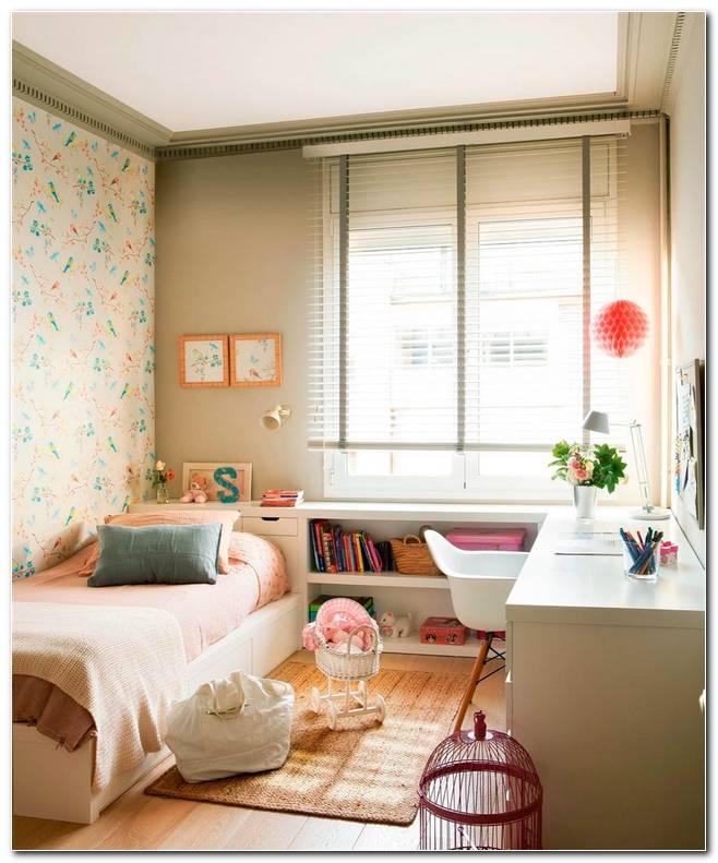 Como Distribuir Un Dormitorio Juvenil