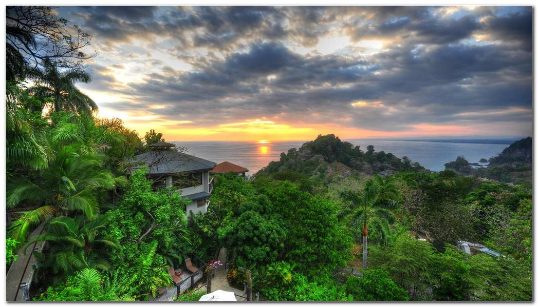 Cool Costa Rica Landscape Wallpapers