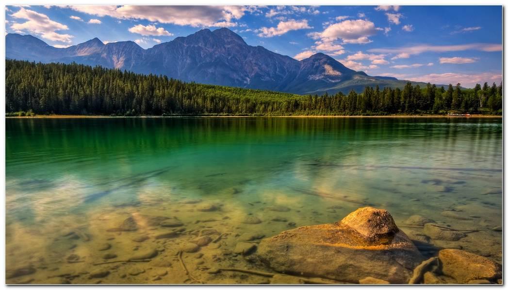 Cool Landscape Nature Wallpaper Background Image