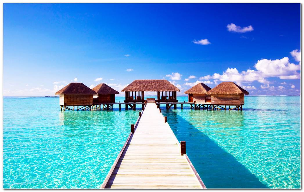 Cool Maldives Beach Wallpapers Background