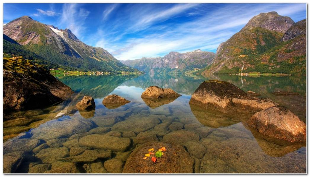 Cool Norwegian Nature Wallpapers Background Image
