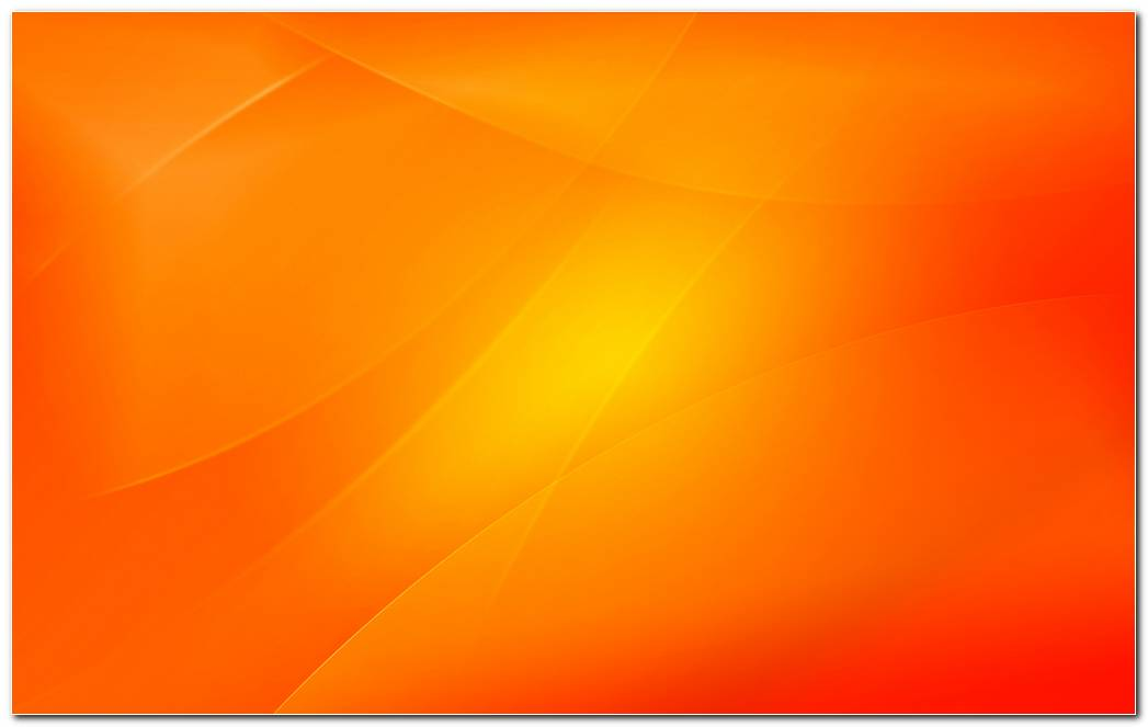 Cool Orange Background Wallpapers