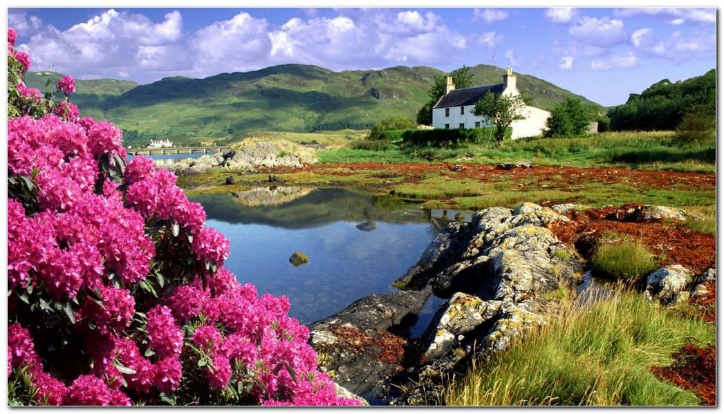 Cool Scottish Landscape Wallpapers Background Image