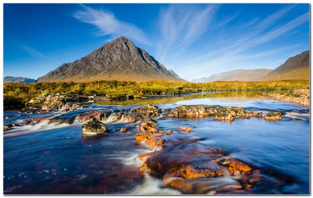 Cool Scottish Landscape Wallpapers Background