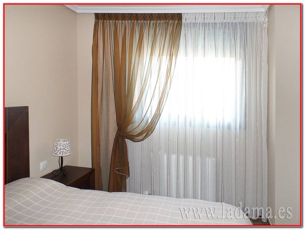 Cortinas De Dormitorio