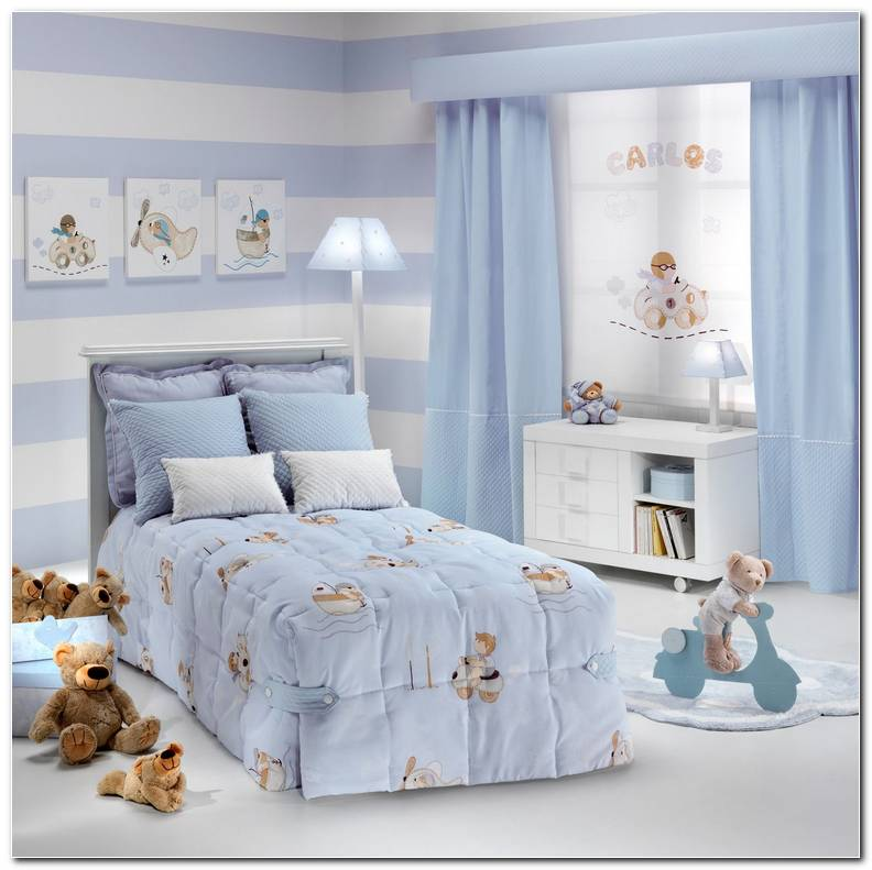 Cortinas Dormitorio Juvenil Chico