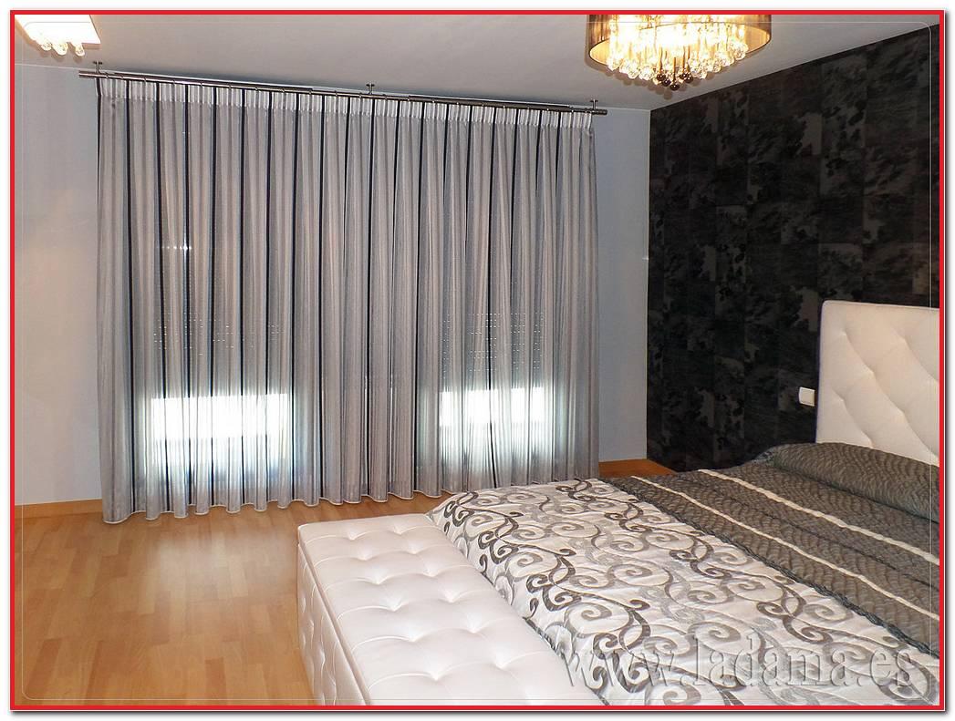 Cortinas Modernas Dormitorio Matrimonio