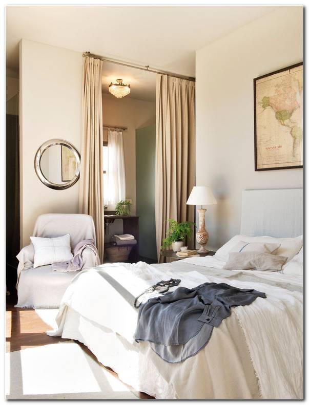 Cortinas Para Dormitorio Blanco