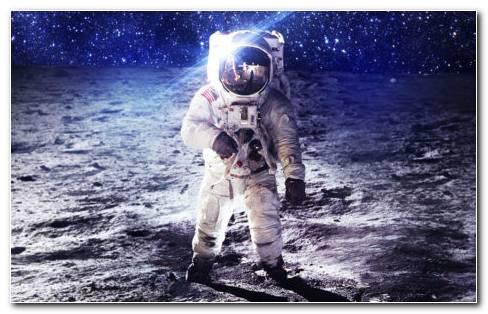 Cosmonaut New HD Wallpaper