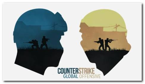 Counter Strike GO HD Wallpaper