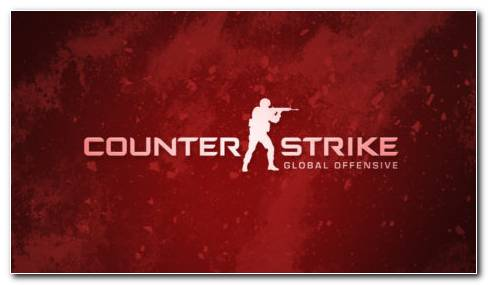 Counter Strike GOF Logo HD Wallpaper
