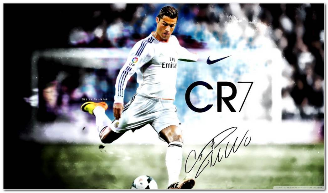 Cristiano Ronaldo Background