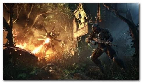 Crysis 3 Game HD Wallpaper