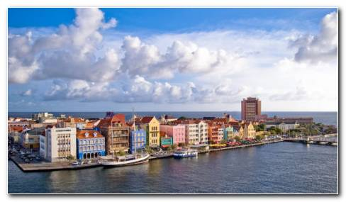Curacao HD wallpaper