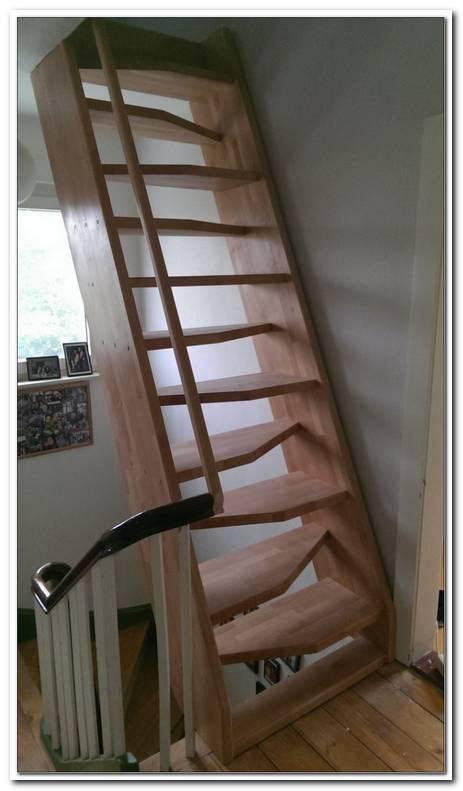 Dachboden Ausbauen Welche Treppe