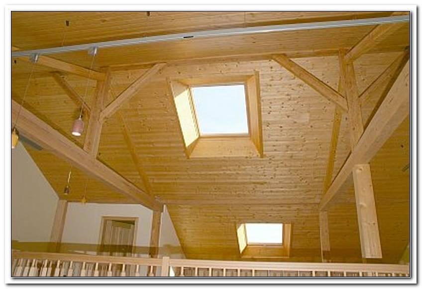 Dachboden Fenster Abdichten