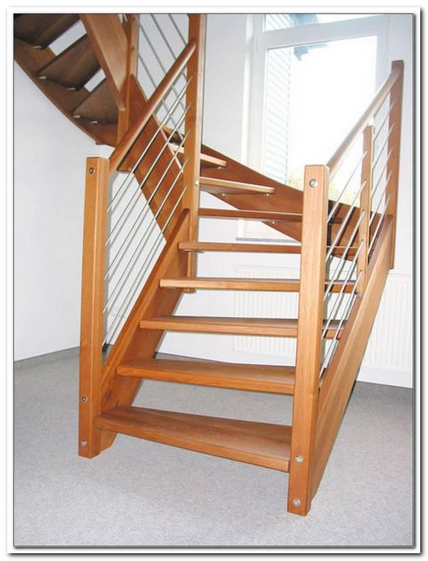 Dachboden Treppen