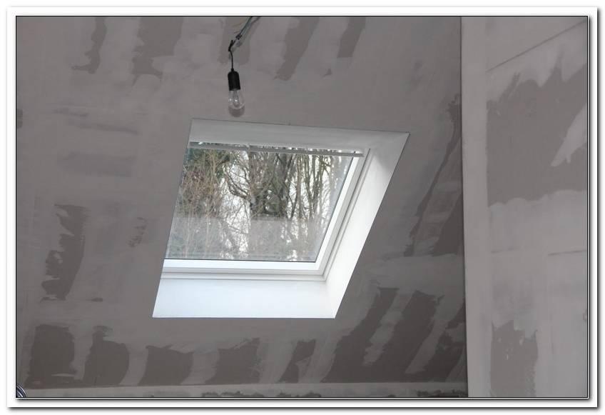Dachbodenausbau Fenster
