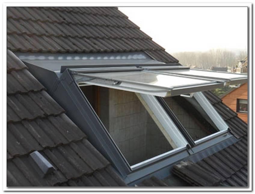 Dachbodenfenster Velux