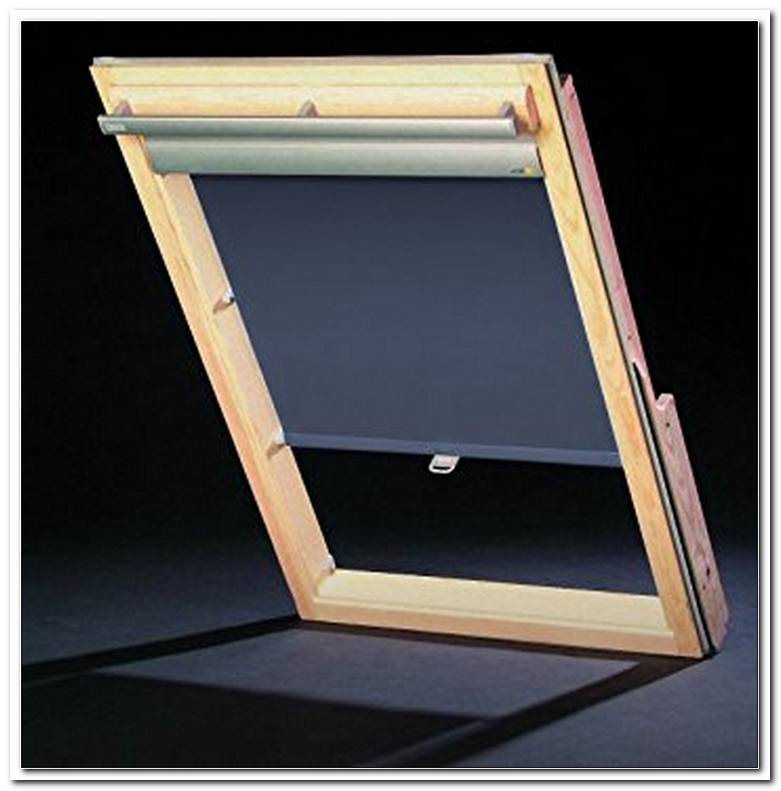 Dachfenster Thermo Rollos F?R Velux Fenster