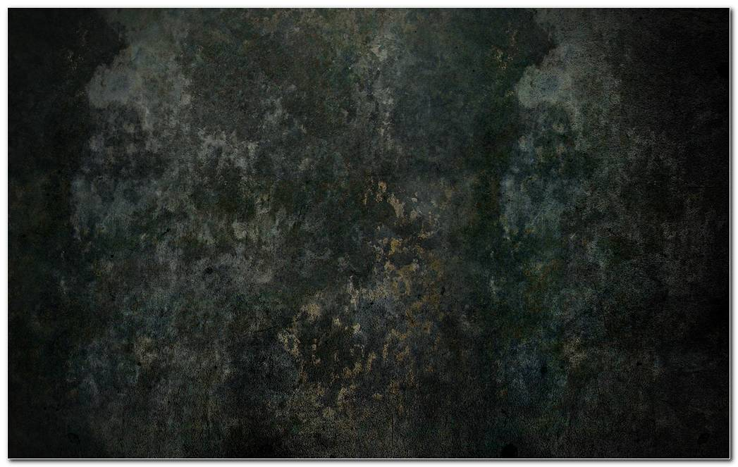 Dark Green Grunge Wallpaper Background