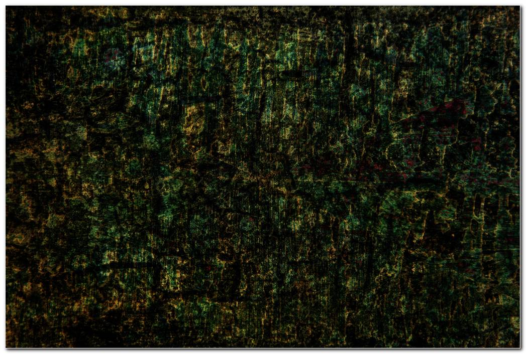 Dark Grunge Texture Evil Green Wallpaper Background