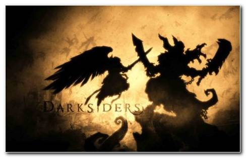Darksiders Game Wallpaper