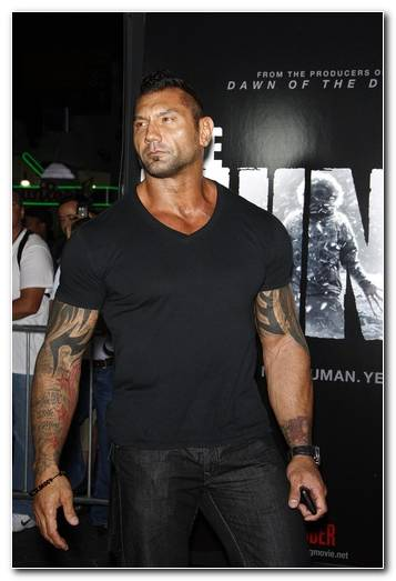 Dave Batista Background
