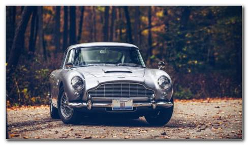 Db5 Aston Martin HD Wallpaper