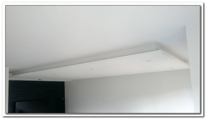 Deckensegel Mit Indirekter Beleuchtung Selber Bauen