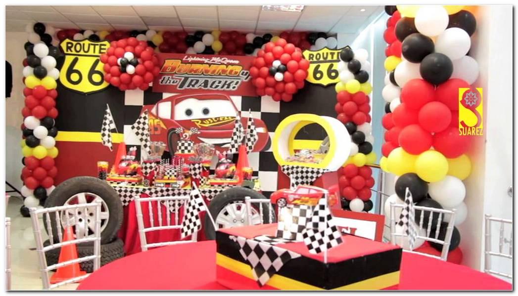 Decoracion Cars Fiestas Infantiles